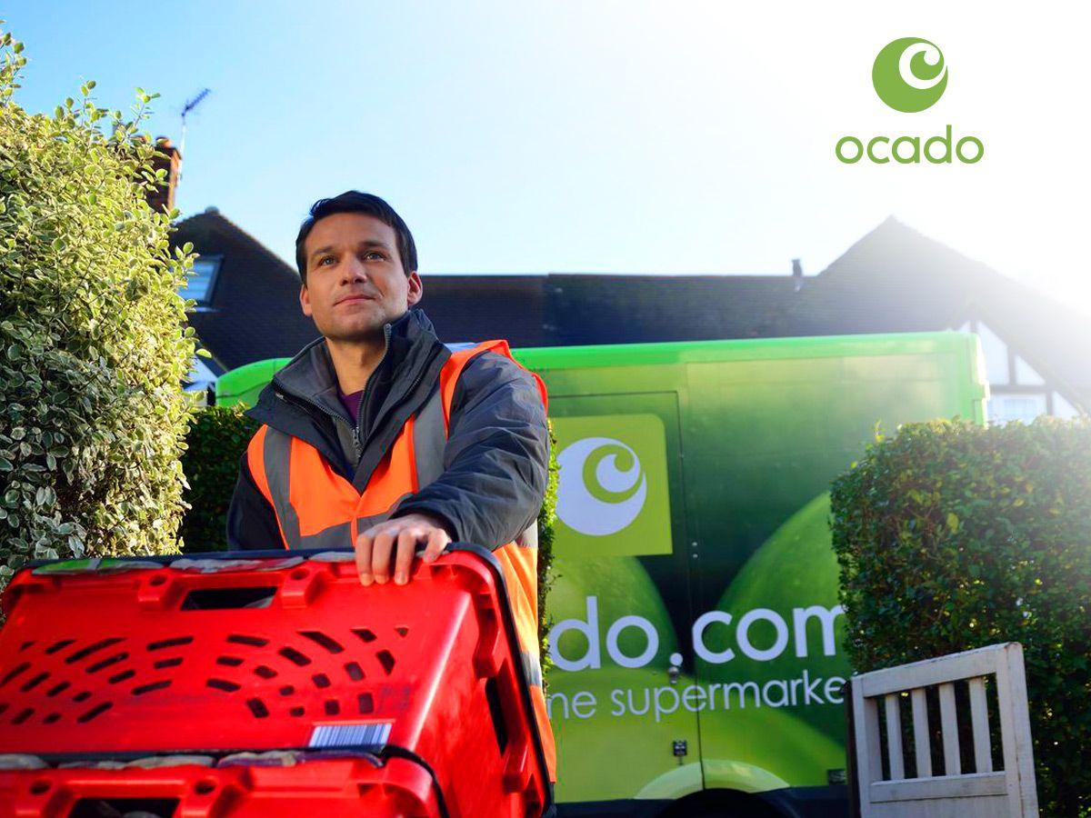 Ocado rises despite revealing £110m blow from Andover blaze (OCDO)
