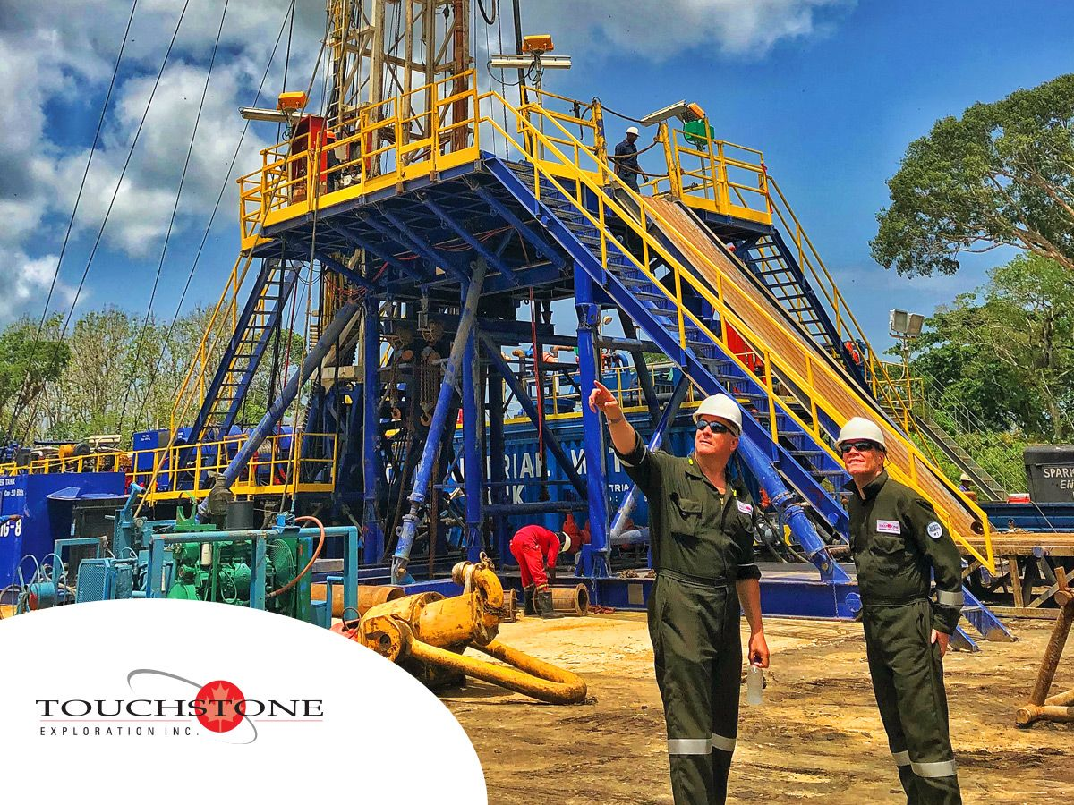 Touchstone Exploration CEO Paul Baay on firm's recent progress and huge plans for Trinidad's energy market (TXP)