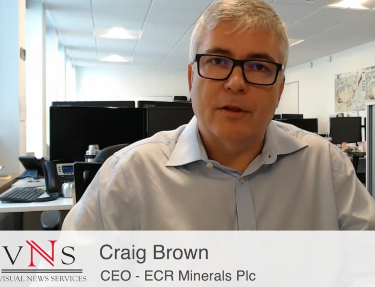 VIDEO: ECR Minerals' Craig Brown is confident that Creswick gold upgrades will continue (ECR)