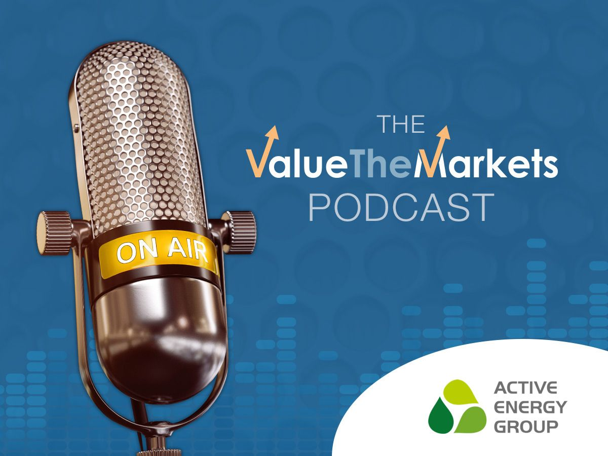 AUDIO INTERVIEW: ValueTheMarkets Podcast 0013 – Michael Rowan of Active Energy Group (AEG)