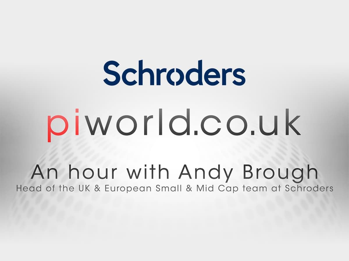 VIDEO: Top Schroders fund manager Andy Brough on how to make money from equities (piworld)