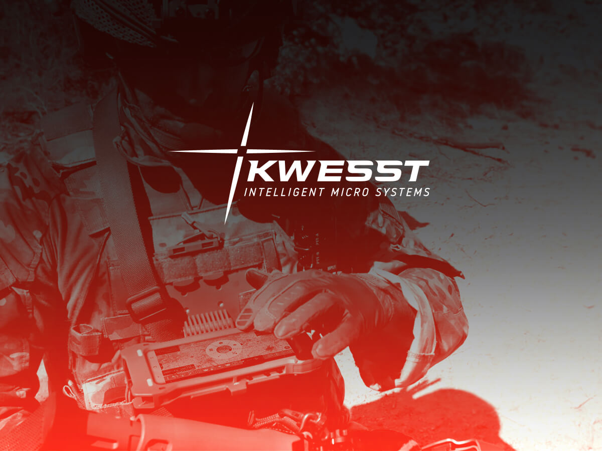 Stock to watch! KWESST Micro Systems: Keeping soldiers safe and in control!